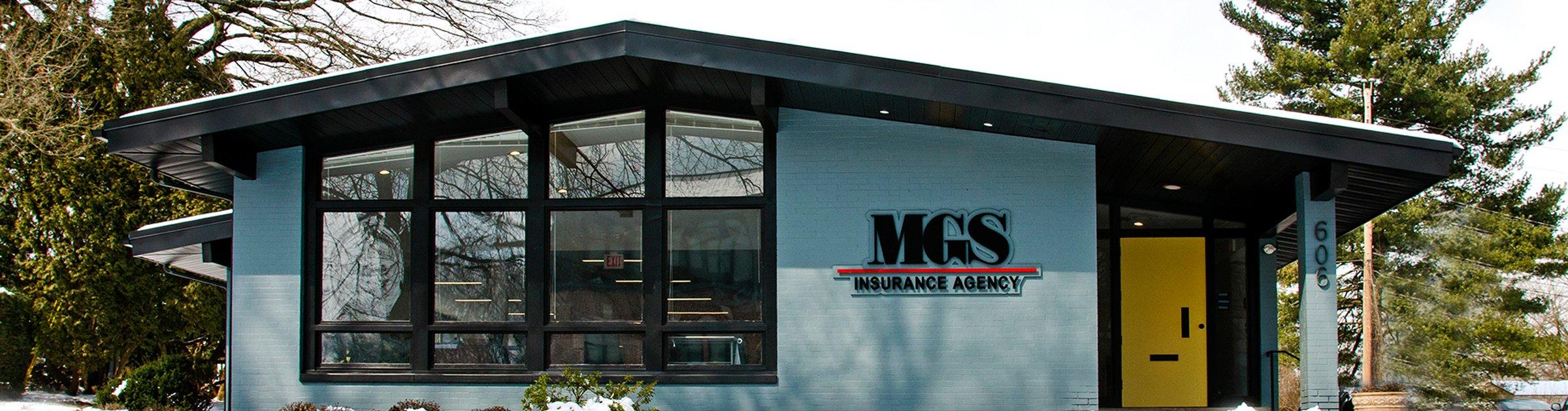 MGS Insurance Agency Office